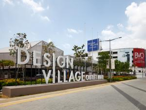 Design Village Outlet Mall Penang