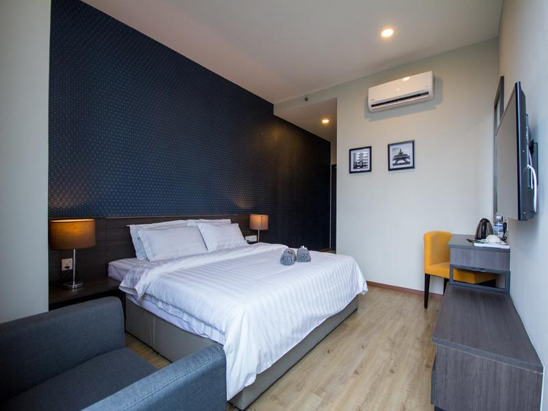 Premium Deluxe Double Room With Window